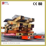 Trasportatore di Spmt/rimorchio modulari automotori di Spmt con Ppu (DCMC)
