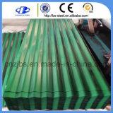 Farben-Stahlzink galvanisierte Dach-Blätter