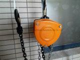 Тип таль с цепью Hsc тяги портативной руки 1500kg ручная для сбывания
