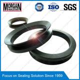 NBR/FKM rubber de v-Ring van het Gebruik van de Schacht van het Type Va Watersloten