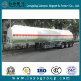 De petróleo do tanque petroleiro do reboque 54000L Semi com 6 compartimentos