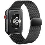 Venda magnética del acoplamiento del bucle milanés para la correa de reloj de Apple 38m m y 42m m