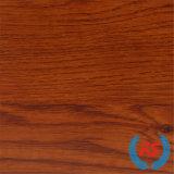 Grain du bois de chêne rouge papier décoratif pour le mobilier (K1716)
