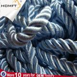 Высокое качество раунда нейлоновой веревки оплеткой строк/шнур питания для бумажных мешков для пыли