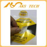 Het hete Etiket van de Sensor van de Schok van de Indicator van de Schok van Shockwatch G