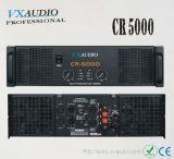 2 canales Subwoofer amplificador de potencia de 3U (CR5000)