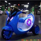 원격 제어를 가진 아이들 전기 기관자전차
