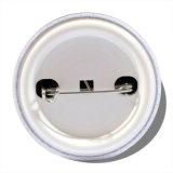 卸し売り昇進の安い1.25インチのカスタムロゴの金属の錫のペーパーPinボタンのバッジ(YB-s-004)