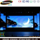 Tarjeta video a todo color de la pared de la pantalla de visualización de LED P4