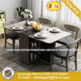 Vidro de MDF de alto brilho moderna mesa de café (HX-8ª9125)