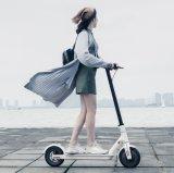 Уникальный дизайн нового электрического скутера с мешком для пыли для поездок