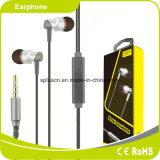 Fone de ouvido de alta fidelidade da em-Orelha da alta qualidade para o iPhone e a Samsung de Xiaomi