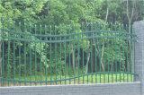 Bella barriera di sicurezza 90-6 del giardino della parte superiore dell'onda