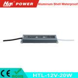 12V 1A 20W imprägniern flexible LED-Streifen-Glühlampe Htl
