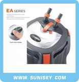 Filtro externo automático da vasilha com série do Ea do projeto do interruptor do toque