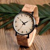 La qualità all'ingrosso Handcraft l'orologio di legno con il marchio su ordinazione