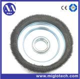 Disque de Brosse brosse industrielle personnalisé pour l'Ébavurage polissage-100024 (dB)