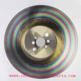 200mm-400m m HSS circulares vieron que la lámina (lámina para corte de metales) Dmo5 W6 W5 M42 vio la lámina