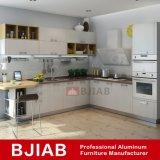 El Roble Blanco Metal moderno mobiliario de Casa Armario de Cocina de aluminio