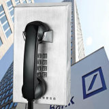 Interphone résistant de téléphone de prison de téléphone d'ascenseur d'appartement de téléphone de vandale