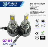 Cnlight Q7-H1 COB barato potente 4300K/6000K Farol do Carro de LED