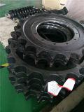 Rodillo de la rueda dentada de excavadora para piezas de repuesto del tren de rodaje