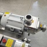 Edelstahl-Getränkedoppelt-Übergangspumpe/Doppelschrauben-Pumpe