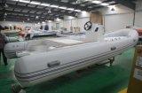Barca gonfiabile rigida con il tubo di Hypalon