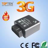 OBDのコネクターTk228-Ezが付いている警報システムを追跡するTopten 3G/4G GPS車
