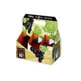 Gewölbte Verpackungs-Kästen für Wein