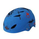 최신 판매 번쩍이는 인라인 스케이트 헬멧 전기 스케이트보드 헬멧