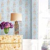 Relieve clásico decoración floral tapiz