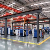 200квт промышленных винт безмасляный воздушный компрессор с низкой цене