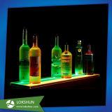 LEDのアクリルのワインのアイスペールの表示