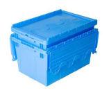 ネスティングプラスティック容器ボックスのスタック