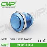 De Schakelaar van de Knoop van het Metaal CMP 19mm