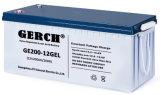 Longue durée de vie gel VRLA maintenance gratuite 12V 200Ah Batterie au gel de la batterie