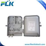 Automate Boîte de Distribution de fibre optique de doubleur de gamme/boîtier de terminaison de fibre optique FTTH 16 Core/FTTH fibre optique de plein air