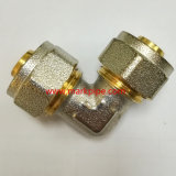 よい販売の高品質の同輩の真鍮のConpressionの肘付属品