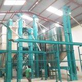 20t-50t per 24h Machine Zambia van de Molen van de Maïs de Malende