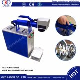 Bewegliche Handsterben bewegliche Faser-Laser-Markierungs-Maschine für grosses Form