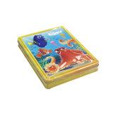 أطفال جميل معدن قصدير صندوق يعبّئ لعبة