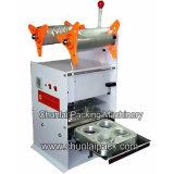Sigillatore semiautomatico della macchina di sigillamento della tazza