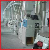 100 T/Dayのコンパクトな自動米製造所か製粉装置