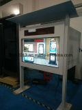 65inch 수평한 디지털 Signage LCD 간이 건축물