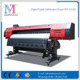 Impresora de inyección de tinta de la impresora de la materia textil de la tela de Digitaces Mt-5113D para los artículos del lecho