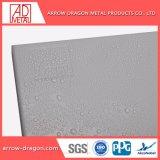 Alta resistencia Anti-Seismic Revestimiento en polvo de los paneles de revestimiento metálico para revestimiento de techo// Soffit de techo