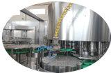 Автоматическая 3 в 1 пластмассовых ПЭТ малых бутылки питьевой воды Заправка бачок упаковочных машин