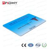 UHF Monza 6 RFID 주차 종이 표 카드