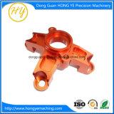 Изготовление китайца части CNC высокого качества подвергая механической обработке алюминиевое